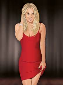 penny tbbt kaley cuoco penny big bang theory vector by