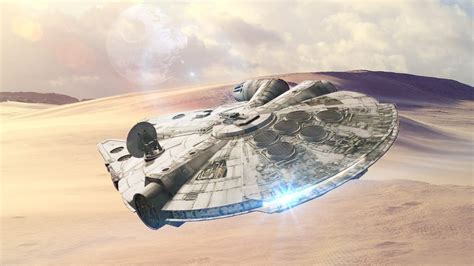 millennium falcon by becca0024 on deviantart millennium falcon flying around tatooine by obigamers on