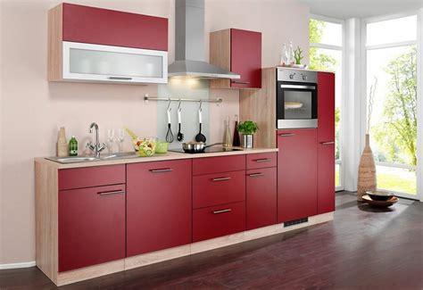 preiswerte küchenzeile g 252 nstige k 252 chenm 246 bel mit elektroger 228 ten rheumri