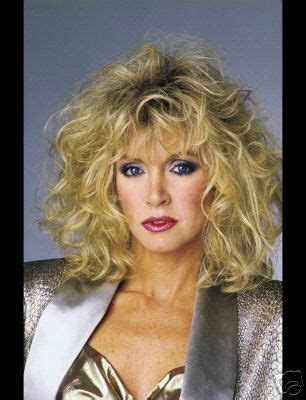 photos of donna mills curly frosted hairstyle from the 89s 1000 id 233 es sur le th 232 me donna mills sur pinterest