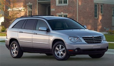 08 Chrysler Pacifica by 2008 Chrysler Pacifica Review