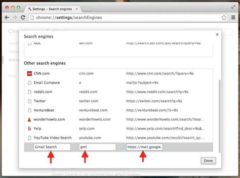 Search For A Gmail Address How To Search Gmail Compose New Emails From Chrome S Address Bar 171 Digiwonk