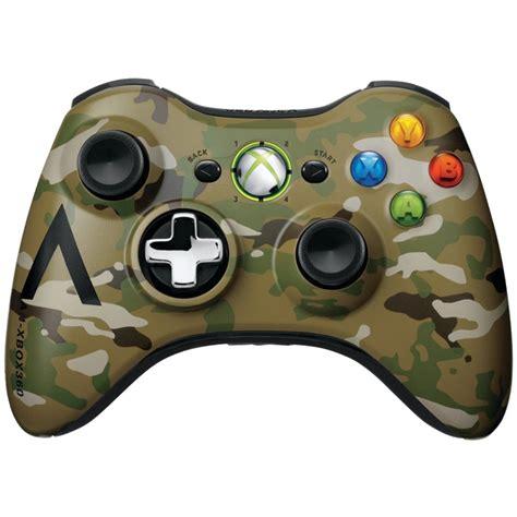 ebay xbox 360 controller xbox 360 wireless controller camouflage 885370600759 ebay