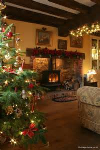 25 best ideas about cottage christmas on pinterest