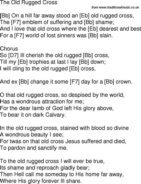 the rugged cross song 1000 ideas about bb guitar chord on guitar chords guitar and guitar songs