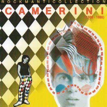 serenella testo testi rockmanticollection 1980 1986 alberto camerini