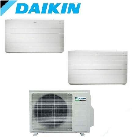 daikin a pavimento condizionatore daikin inverter 12 12 a pavimento serie
