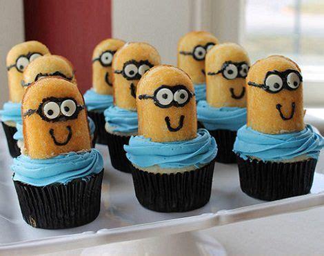 imagenes minions cupcakes c 243 mo hacer cupcakes de minions para una fiesta infantil