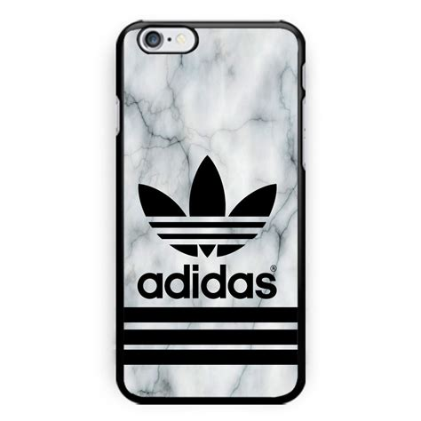 Adidas Marble Iphone All Hp adidas logo white marble print on for iphone 6s plus iphone 7 plus unbrandedgeneric