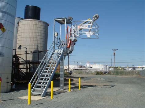Loading Rack truck platform systems