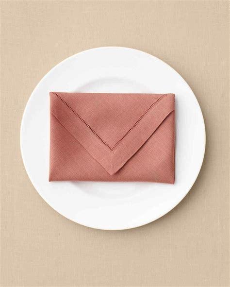 Ways To Fold Paper Napkins - 17 best ideas about folding napkins on napkins