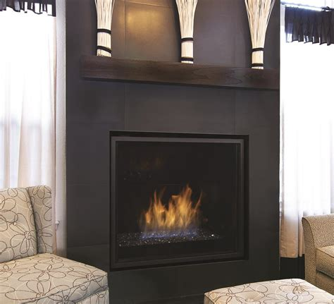 Gas Fireplaces Horizon Hz965e Kastle Fireplace Regency Horizon Fireplace