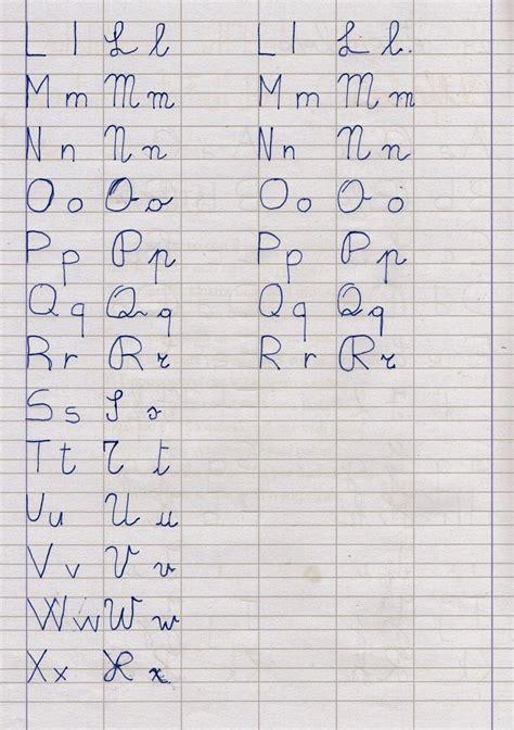alfabeto italiano in corsivo maiuscolo e minuscolo con lettere straniere alfabeto corsivo maiuscolo e minuscolo genitorialmente