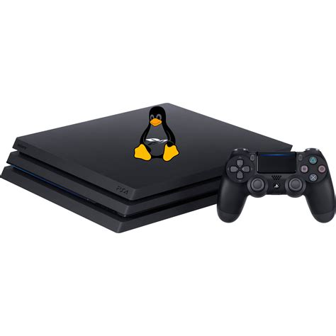 linux console you can now run linux on sony s playstation 4 4 55