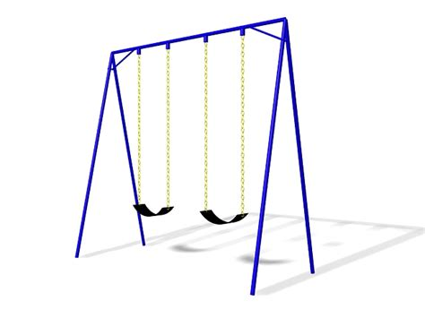 swing 3d playground swing set 3d model 3ds max files free download