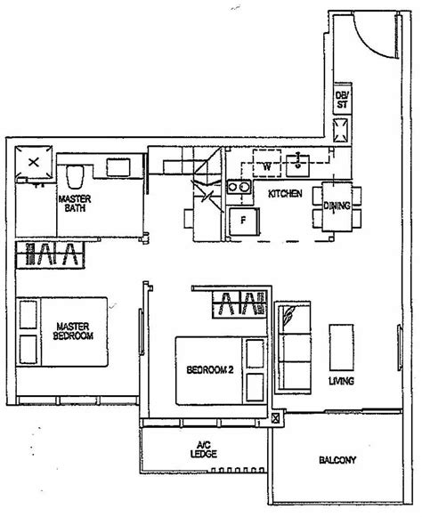 urban loft plans sims urban oasis floor plan singapore private condo for sale