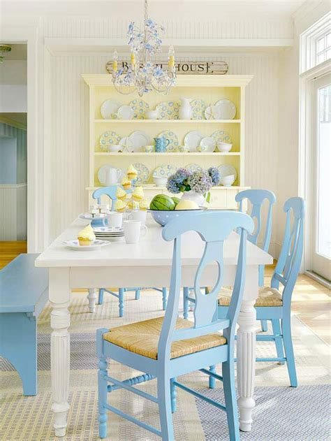 Cottage Style Dining Room Furniture Mix And Chic Cottage Style Decorating Ideas
