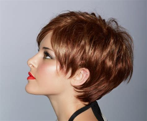 feathered pixie cuts the best short hair looks for fall