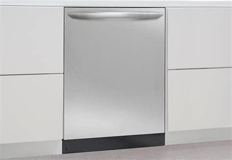 frigidaire gallery dishwasher frigidaire gallery 24 built in dishwasher stainless