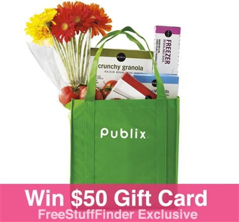 Publix Giveaway - hot win free 50 gift card publix giveaway