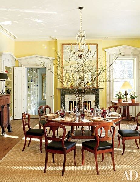 Architectural Digest Dining Rooms by Dining Room Design Inspiration Tablescapes