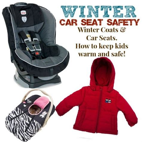 winter jackets and car seats car seat safety with winter coats how to keep warm