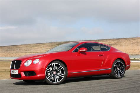 bentley coupe red 2013 bentley continental gt v8 first drive autoblog