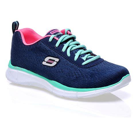 best comfortable trainers womens skechers equalizer memory foam gel top comfort