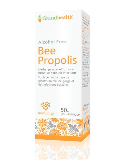 Propolis Grand Bee Diskon bee propolis free grandhealth