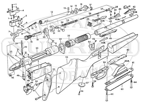 savage model 110 parts diagram 110pe accessories numrich gun parts