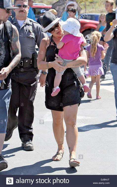 A Day With Pink by Pink Aka Alecia Beth Willow Hart Pink Enjoys A