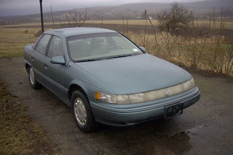 how to sell used cars 1993 mercury sable navigation system 1993 mercury sable information and photos momentcar