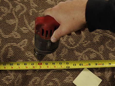 How To Get Rid Of Squeaky Floors by How To Fix A Squeaky Floor That S Carpeted Dummies
