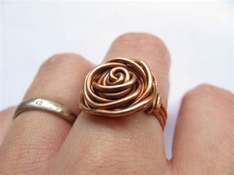 Handmade Ring Ideas - handmade jewelry diy bracelets jewelry ideas