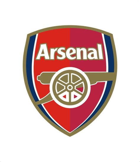 arsenal logo vector arsenal logo vector graphic graphic hive