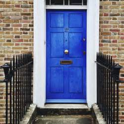 Blue Front Door Meaning Coloring The Front Door Meanings And Inspiration