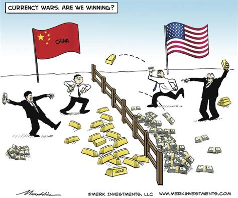 us vs china   who is winning the currency war   peter schiff s gold news