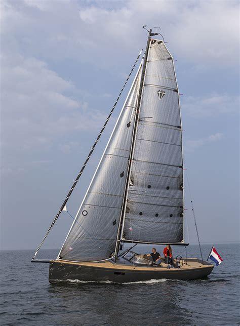 loosdrecht zeilboot saffier 33 zeilboot heyligers design