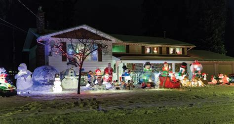 christmas lights in upland ca map a twinkling tour of the city s displays