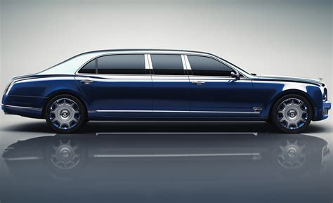 bentley limo bentley announces grand limousine by mulliner news car