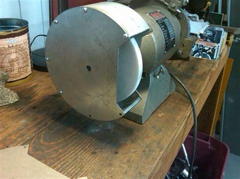 bench grinder guard bench grinder guard by patio homemade grinding wheel
