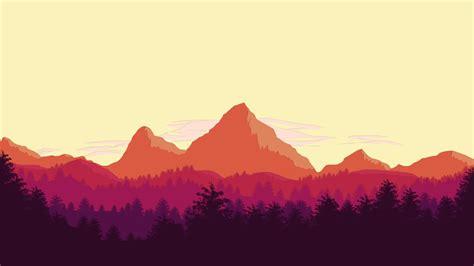 Flat Mountain by Photoshop Speedupworkout Flat Mountains