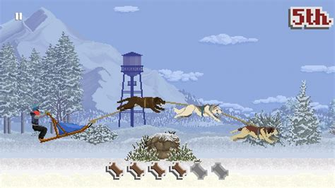 sled saga sled saga review idita rad gamezebo