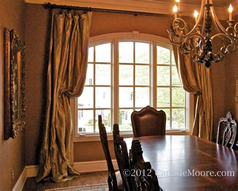 Dining Room Drapery Ideas Dining Room Draperies Dining Room Ideas Pinterest
