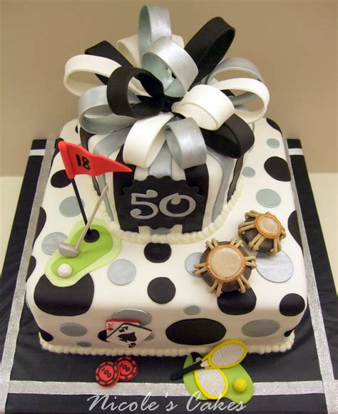 50th birthday cake ideas confections cakes creations favorite things a