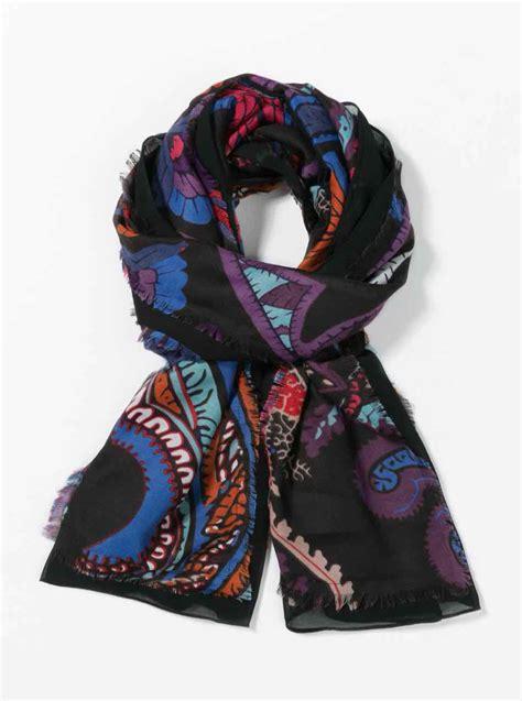 desigual scarf sunset rectangle 67w54e7 buy