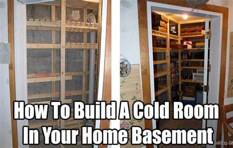 basement storage food 1 of 2 12 best build cold storage room for canning images on