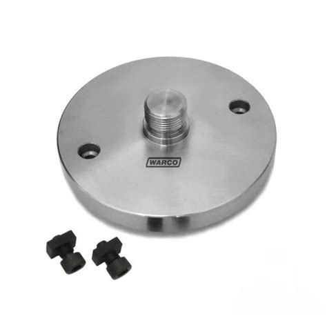 Hv6 6 Quot Rotary Table Chuck Adapter Backplate Myford 7