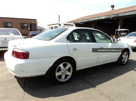 2003 acura tl sedan 2003 acura tl type s sedan 4 door 3 2l