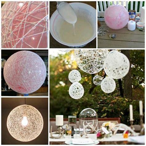 decorar un baño en navidad las 25 mejores ideas sobre globo de hilo en pinterest